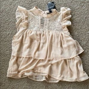 Forever 21 Blouse NWT L
